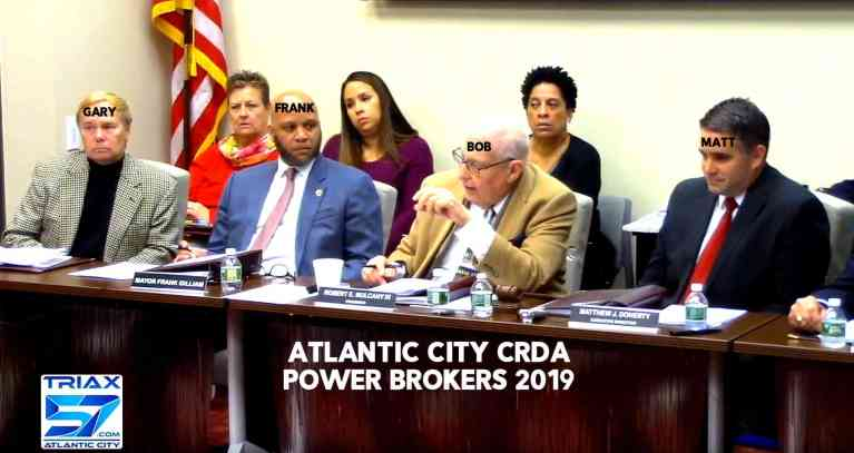 Atlantic City Council Reminds City, They Still Have No Power Over Anything.