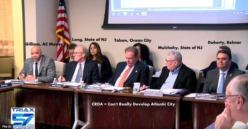 Atlantic City CRDA development lance landgraf