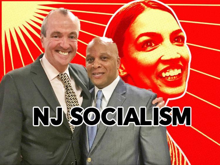 New Jersey Socialism Murphy Sanctuary State