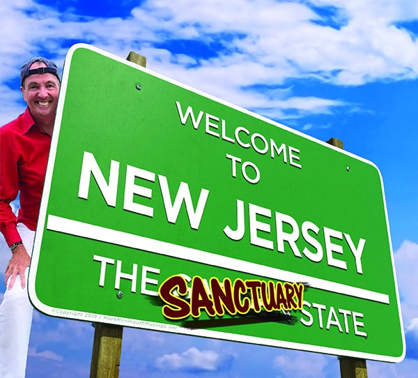 New Jersey Sanctuary State