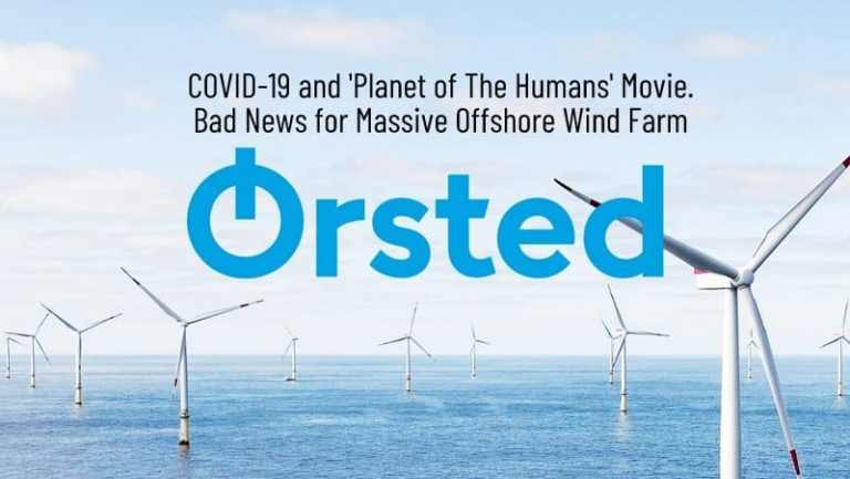 South Jersey Offshore Wind Project Could Lose Funding Due to COVID-19 & Planet Of Humans Movie.