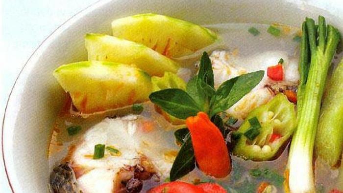 Limnophila Aromatica nella cucina Vietnamita