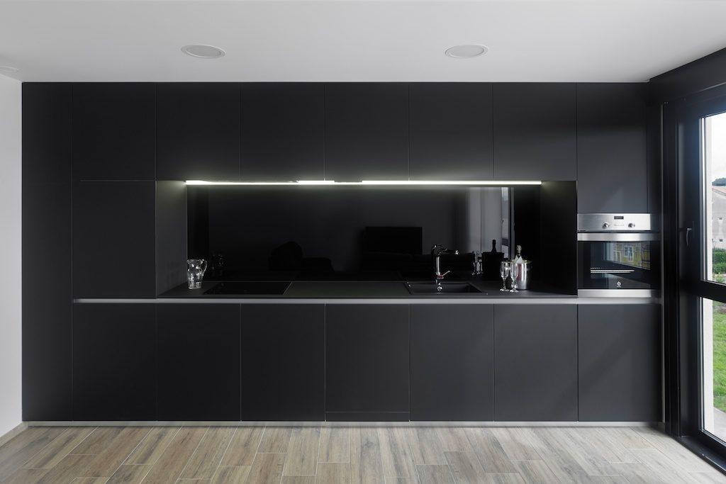 Trend Alert Deco Cocinas Negras El Lado Oscuro Duehome El