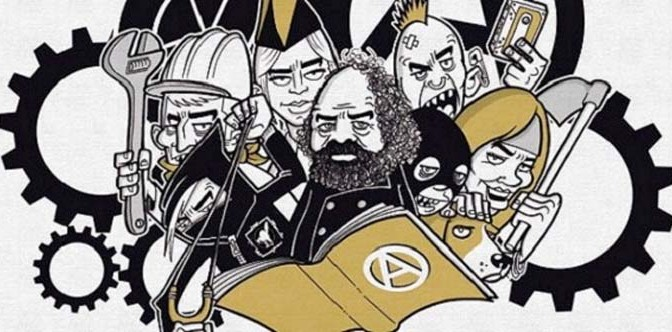 Resultado de imagen de propiedad anarquista