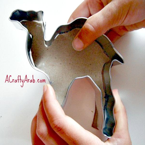 ACraftyArab Eid Camel Gift Bag3