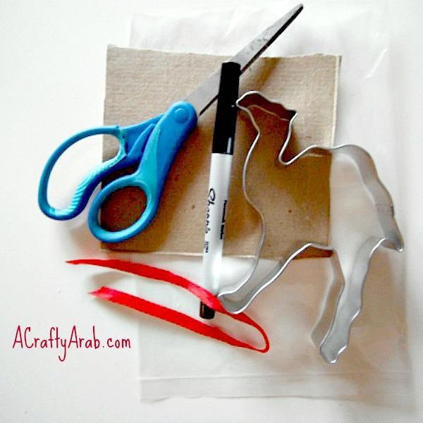 ACraftyArab Eid Camel Gift Bag6