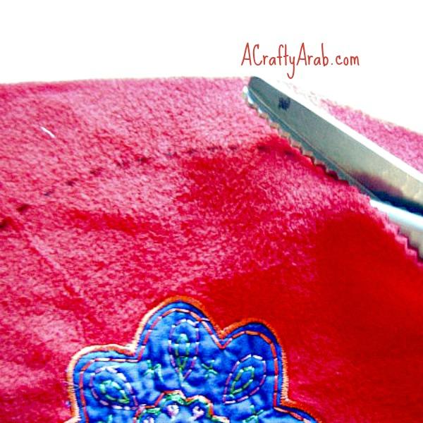 A Crafty Arab Eid Coin Bag Tutorial