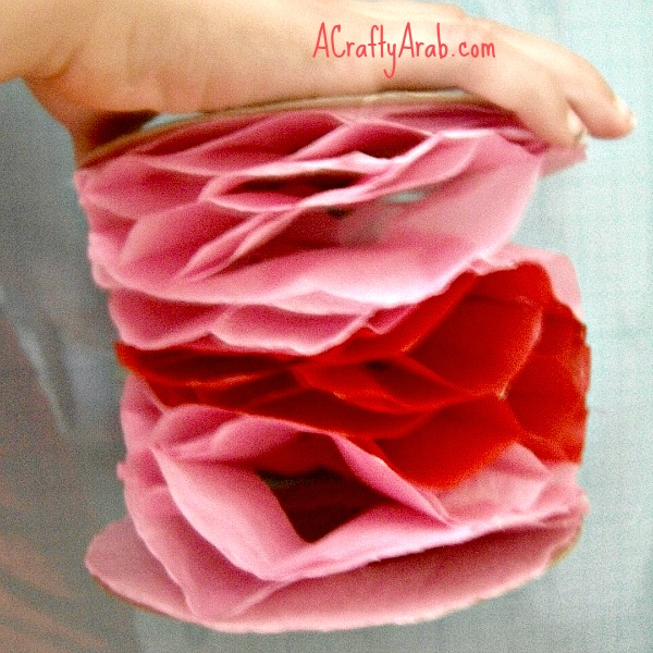 A Crafty Arab Stacking Paper Ramadan Lantern Tutorial