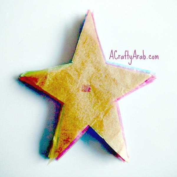 ACraftyArab Star Banner Tutorial