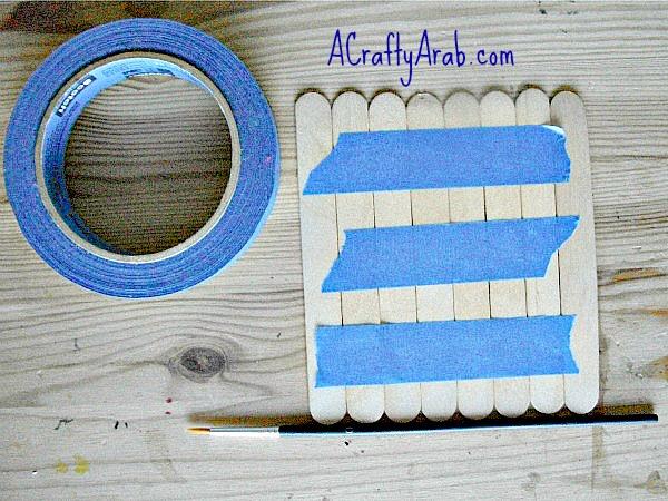 ACraftyArab Eid Stick Puzzle2
