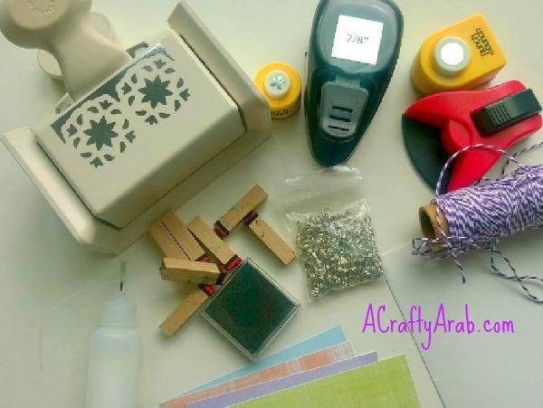 ACraftyArab Ramadan Lantern Card4