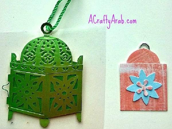 ACraftyArab Ramadan Lantern Card8