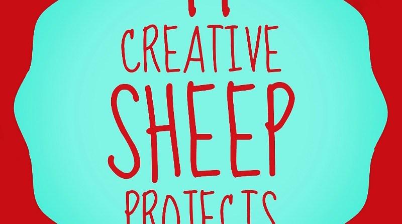 99 Creative sheep projects Arabic crafts