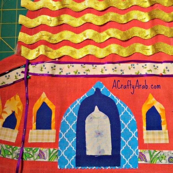 ACraftyArab Mosque Pillow16