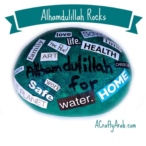 ACraftyArab Alhamdulillah Rocks