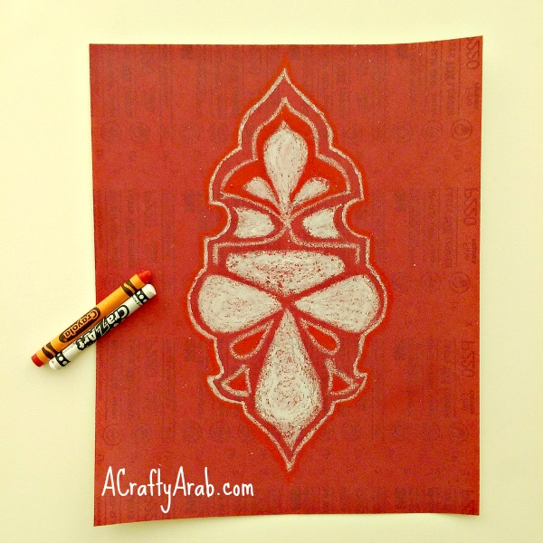 ACraftyArab Arabesque Sandpaper Shirt3