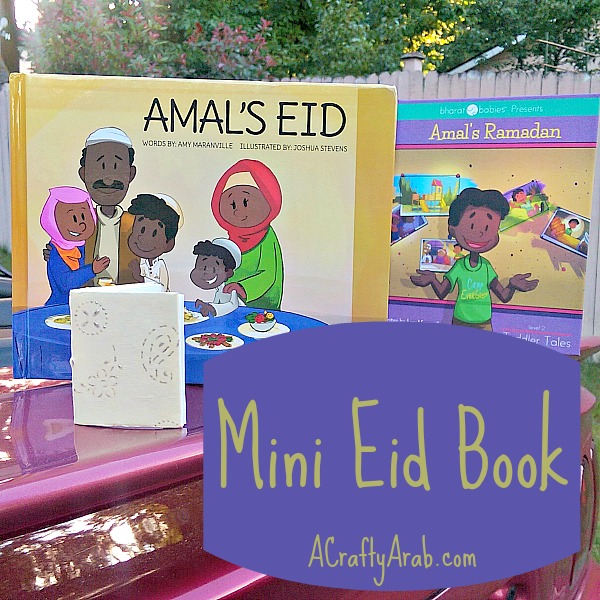 ACraftyArab Mini Eid Book