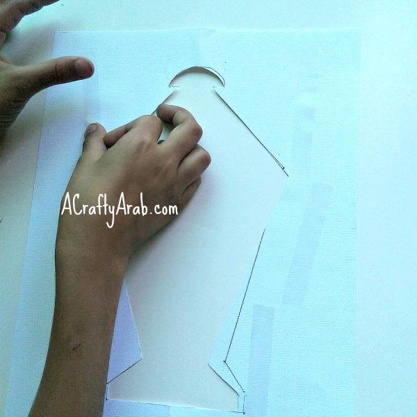 ACraftyArab Ramadan Lantern Silhouette3