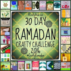 ramadan crafts, children, tutorial, diy, activities, muslim, islam