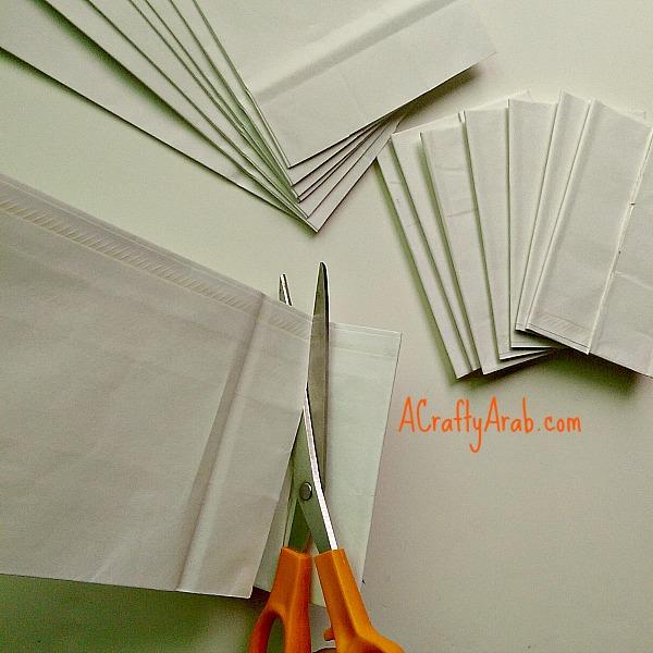 ACraftyArab Hanging Paper Bag Khatam1