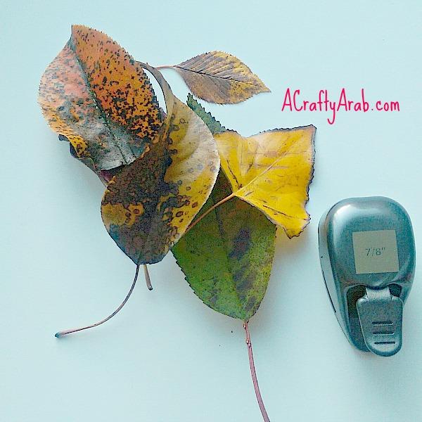 ACraftyArab Leaf Mosaics Tutorial