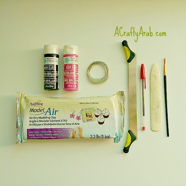 air dry clay ladybug tutorial plus where book review a crafty