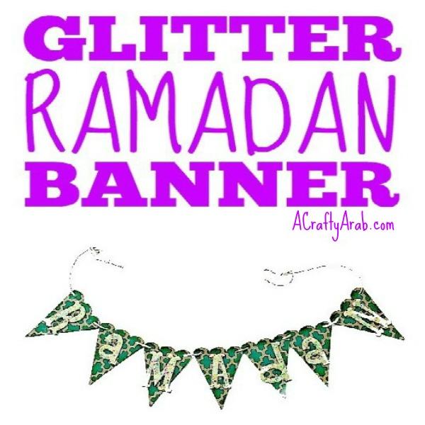 ramadan crafts banner