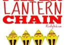 Paper Lantern Chain {Printable}