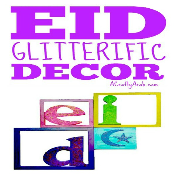 Eid decor