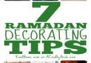 7 Ramadan Decorating Tips {Resource} Guest Post