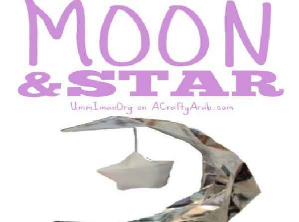 Origami Moon and Star {Tutorial} Guest Post