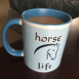 Horse Life Mug by A Crafty Crew