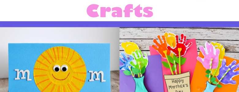 Mother S Day Crafts Lots Of Ideas To Celebrate Mom A Crafty Life