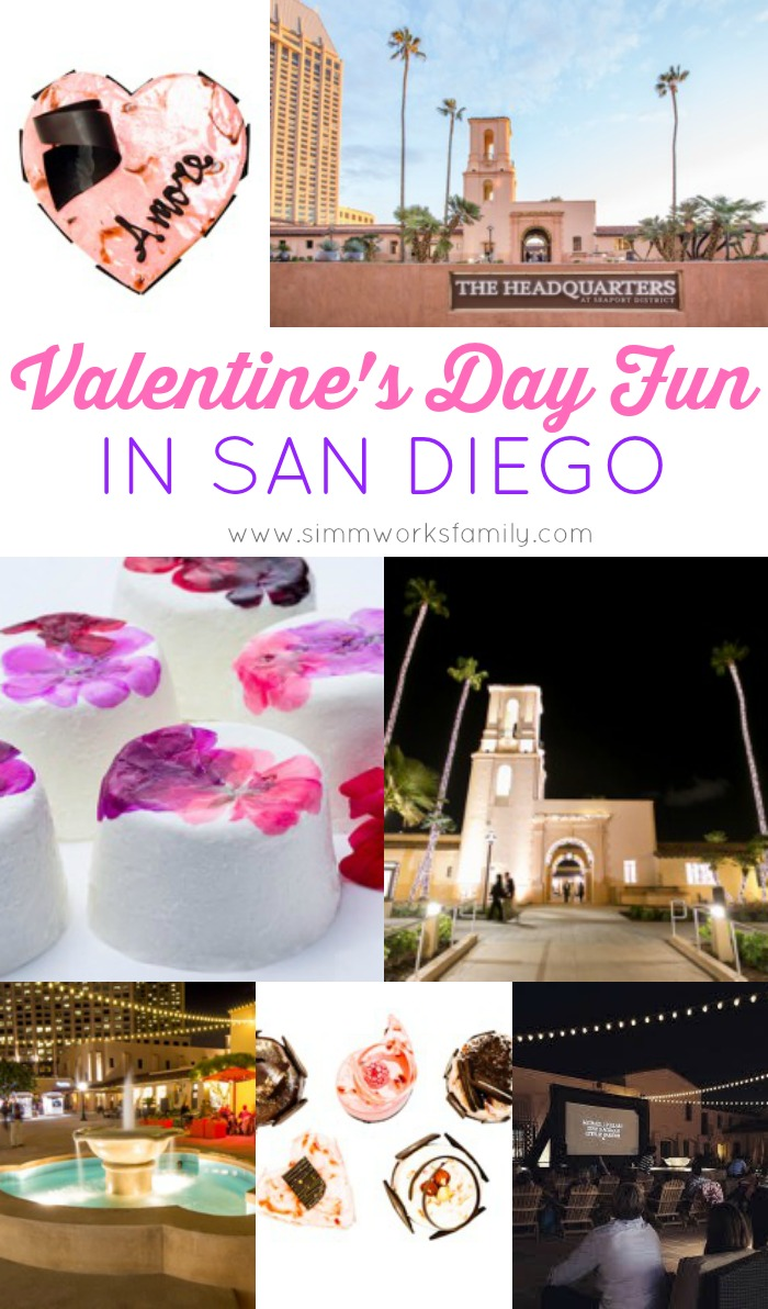 Valentines Day Fun In Downtown San Diego A Crafty Spoonful