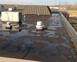 rubber roof repair lubbock texas