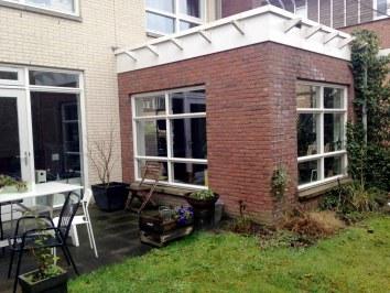terrace left / right lounge area