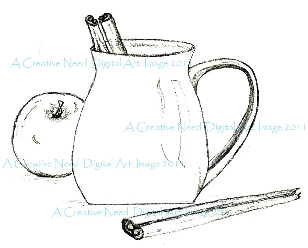 Free coloring pages of apple cider