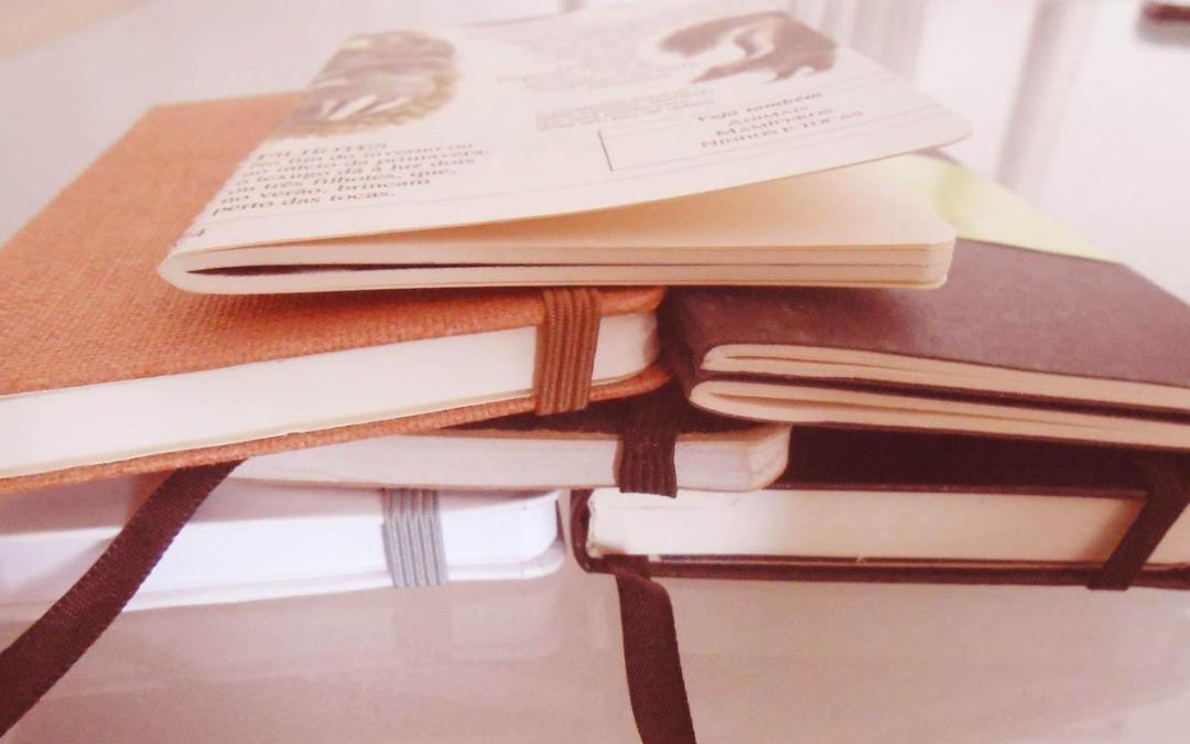 Bullet Journal é um sistema analógico de notas para organizar sua vida