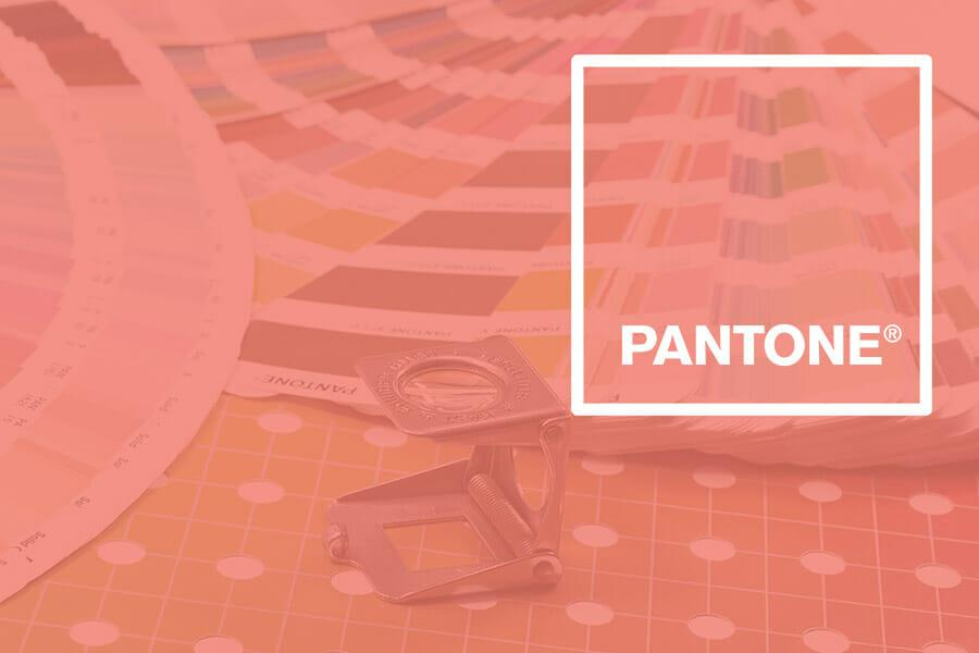 Pantone e as tendências de cores para 2016