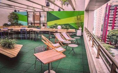 Campus São Paulo, espaço Google para empreendedores