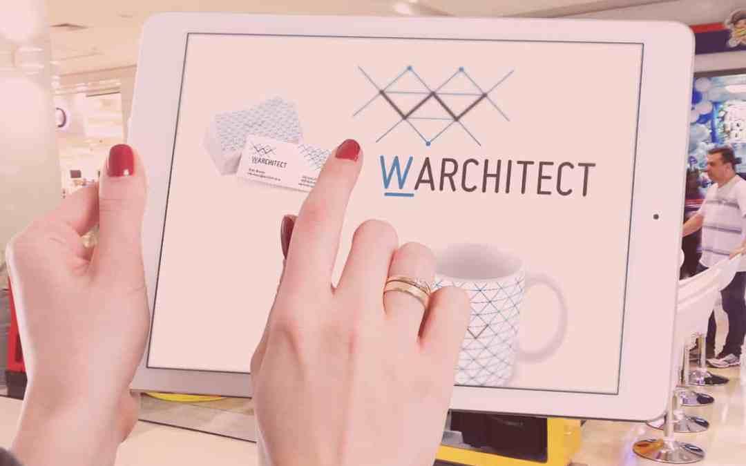 W Architect Arquitetura, Marca e Identidade Visual