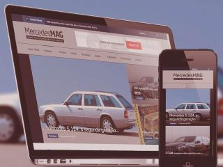 Site Mercedes Magazine