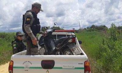 Com 6,5 mil roubos registrados em 11 meses, Rio Branco tem aumento no número de ocorrências — Foto: Divulgação/PM-AC