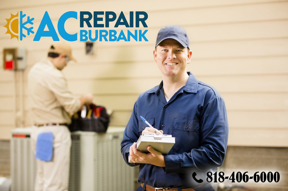 You May Need AC Repair in Burbank All Year Long