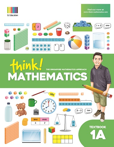 think Mathematics Textbook 1A in Philippines