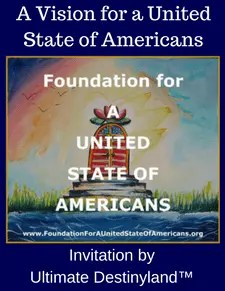 Foundation for a United State of Americans - Acres of Diamonds in the Rough