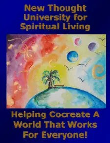New Thought University for Spiritual Living - Acres of Diamonds in the Rough