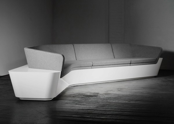 Exclusive Sofa Design With Corian