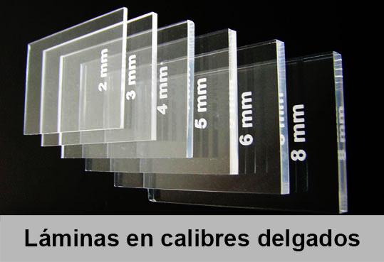 Laminas acrilicas  Acrilamina