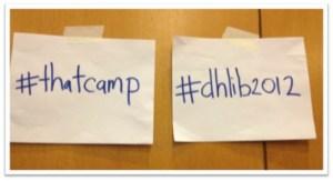 thatcamp_hashtags